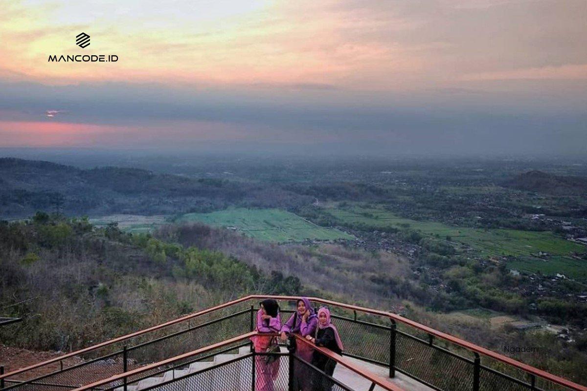 Heha Sky View Gunung Kidul Wisata Sejuk Nan Indah