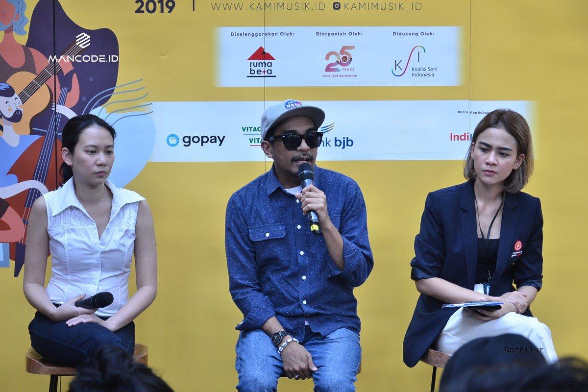 Konferensi Musik Indonesia Bahas Tata Kelola Industri Musik