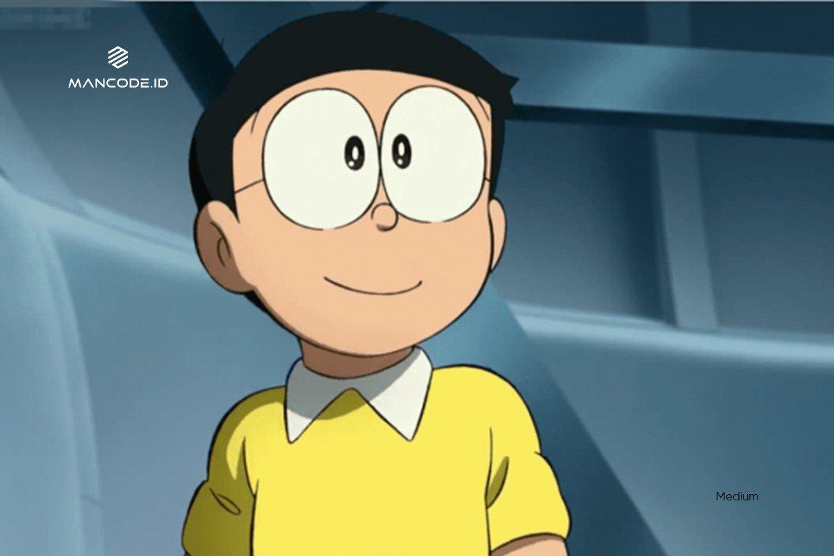 Memaknai Hidup Layaknya Tokoh Nobita