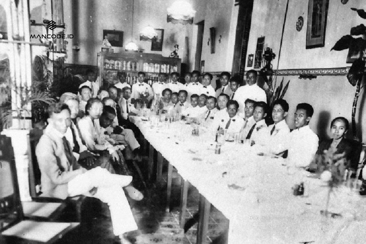 Ruang Kongres Sumpah Pemuda Sejarah 30 April Digelarnya Kongres Pemuda I