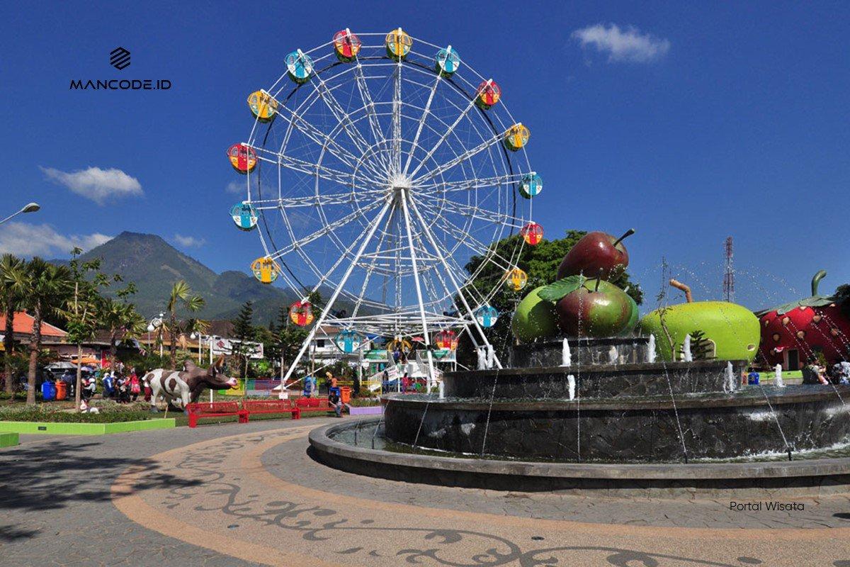 5 Tempat Wisata Seru di Kota Batu Malang